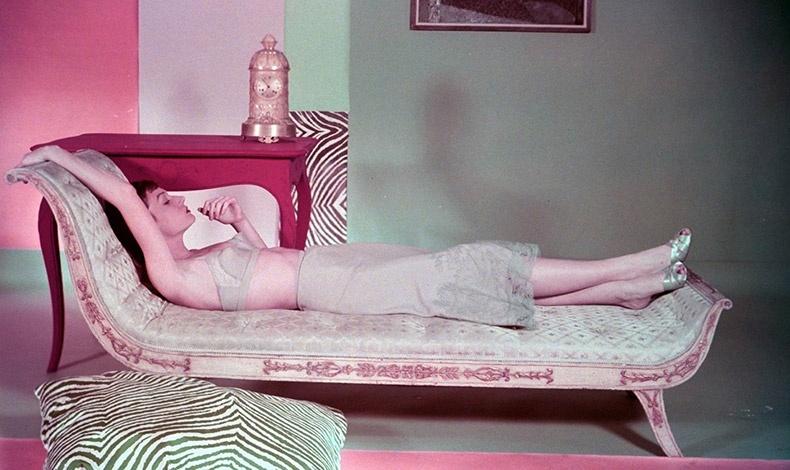 Φωτογραφία του Horst P Horst για την Vogue, Φεβρουάριος 1949 © Getty