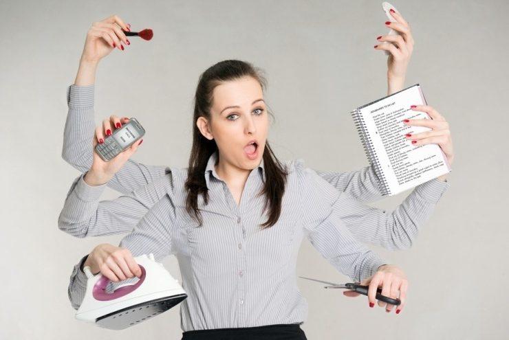 Multitasking: Ο όρος που γνωρίζει καλά η σύγχρονη γυναίκα!