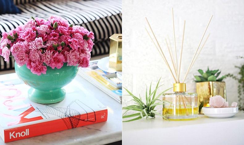 Τι πιο όμορφο από ένα μπουκέτο φρέσκα λουλούδια; Εντάξτε τα στη ζωή σας! // Τα αιθέρια έλαια έχουν την ιδιότητα να χαρίζουν ηρεμία, βοηθούν στην καταπολέμηση του εκνευρισμού και δημιουργούν καλή διάθεση
