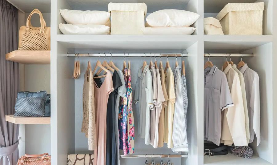 Πώς θα μοσχομυρίζουν τα ρούχα στις ντουλάπες και στα συρτάρια σας!