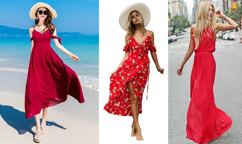Το κόκκινο είναι ένα δυνατό και δυναμικό χρώμα που εκφράζει αυτοπεποίθηση και εμπιστοσύνη