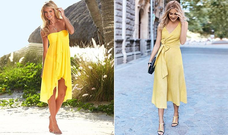 Λέγεται ότι αν θέλετε να επιβάλλετε τη θέλησή σας, το χρώμα που πρέπει να φορέσετε είναι το κίτρινο!