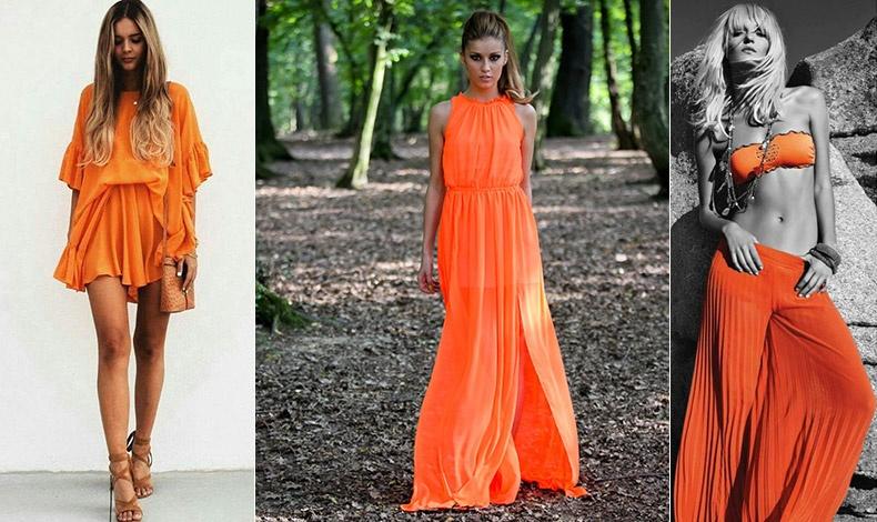 Το πορτοκαλί μπορεί να εκφράσει τη δημιουργικότητα και τη σεξουαλικότητα