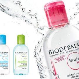 Η φιλοσοφία της Bioderma κλείνεται όλη μέσα σε μία λέξη: οικοβιολογία. Τα απαλά προϊόντα ντεμακιγιάζ της έχουν ήδη αγαπηθεί πολύ από τις γυναίκες παγκοσμίως και στην Ελλάδα