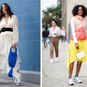 Αντικαταστήστε τα αθλητικά σας παπούτσια με λαμπερά νέα με φρέσκα χρώματα