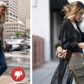 Ενώ δεν υπάρχει τίποτα λάθος να συνεχίσετε να φοράτε το στενό σας τζιν, η νέα πρόταση είναι τα παντελόνια cargo!