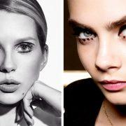 Το μαύρο eyeliner, μια κορυφαία τάση στο μακιγιάζ φθινόπωρο2018- χειμώνας 2019 που σας επιτρέπει να δημιουργήσετε σε λίγα μόνο βήματα ένα σέξι μακιγιάζ