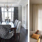 Μία ακόμη «έξυπνη» συμβουλή για να ανανεώσετε τους χώρους σας είναι να αλλάξετε τις κουρτίνες και να τις κρεμάσετε όσο πιο ψηλά γίνεται για να δείχνει το κάθε δωμάτιο πιο ψηλό