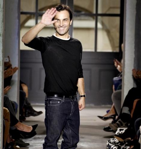 Nicolas Ghesquière: Ο avant garde σχεδιαστής