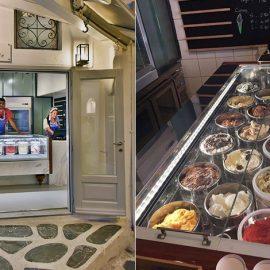 Στα καταστήματα της Μυκόνου η πολυτέλεια συναντά την παράδοση και δημιουργούν στιγμές μοναδικής γευστικής απόλαυσης!
