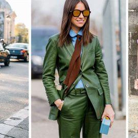 Φορέστε ένα κοστούμι σε τολμηρά χρώματα! Η προσθήκη της… γραβάτας είναι προαιρετική!