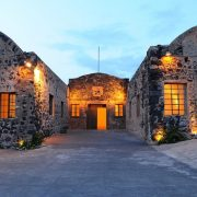 Τα εντυπωσιακά πέτρινα κτίρια του νέου Βιομηχανικού Μουσείου Τομάτας