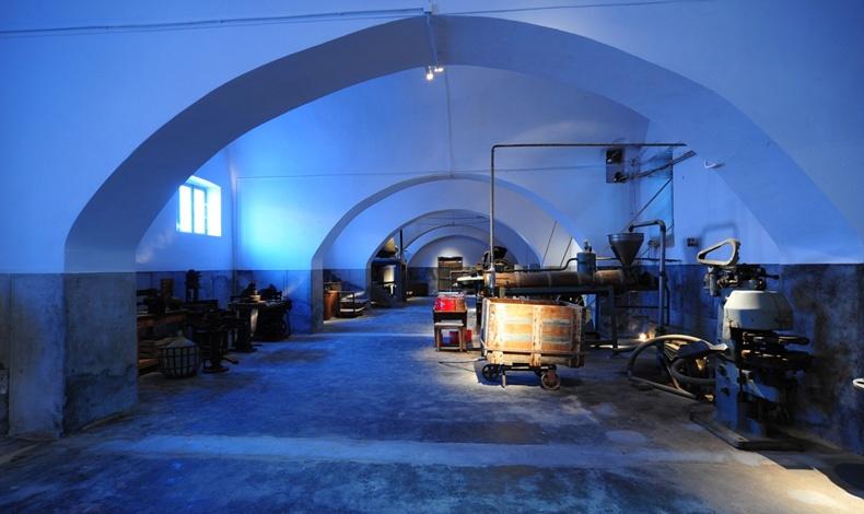 Ένας ακόμη χώρος του Βιομηχανικού Μουσείου Τομάτας