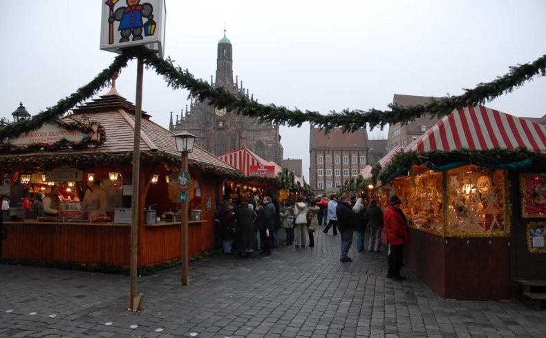 Nυρεμβέργη: Η πόλη των παιχνιδιών