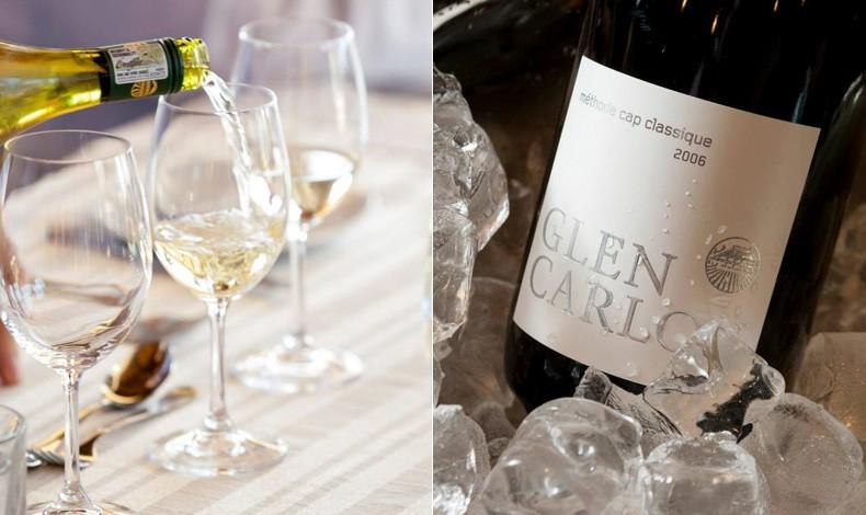 Απολαυστικό, δροσερό λευκό, από τα ιδιαίτερα κρασιά του κτήματος Glen Carlou