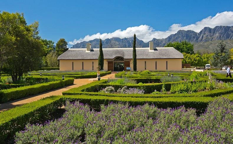 Δοκιμάζοντας κρασιά στη Νότια Αφρική