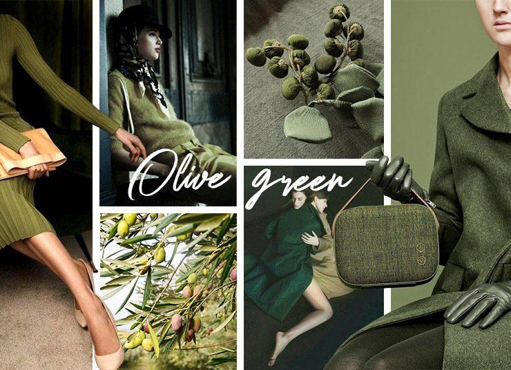 Πράσινο λαδί: Κομψό και σοφιστικέ