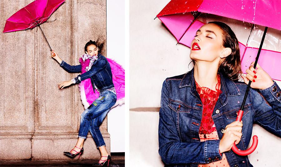Οι ομπρέλες για να είναι ανθεκτικές στη βροχή και στον αέρα και να μας προστατεύουν πρέπει να έχουν το κατάλληλο μέγεθος και την ανάλογη καλή κατασκευή