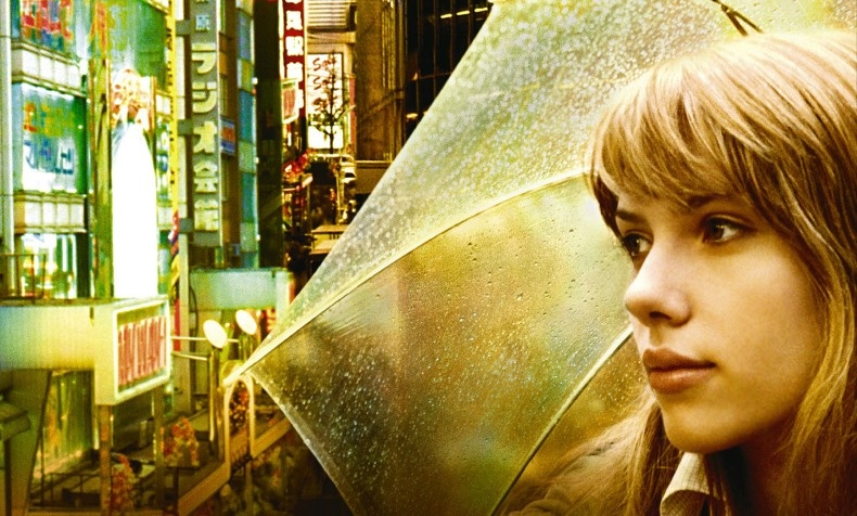 Η Σκάρλετ Γιόχανσον στην ταινία «Χαμένοι στη μετάφραση»