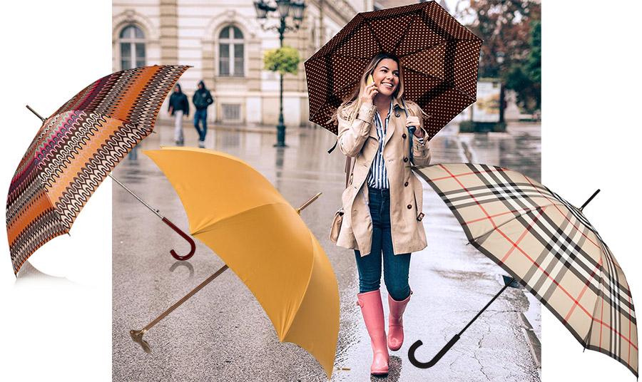 Χρώματα και σχέδια για όλα τα γούστα! Με τις κλασικές ρίγες, Missoni // Φωτεινό κίτρινο,  Dolce&Gabbana // Με τη διαχρονική γοητεία του καρό, Burberry