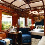 H Grand Suite Venice του μυθικού τρένου που μόλις εγκαινιάστηκε