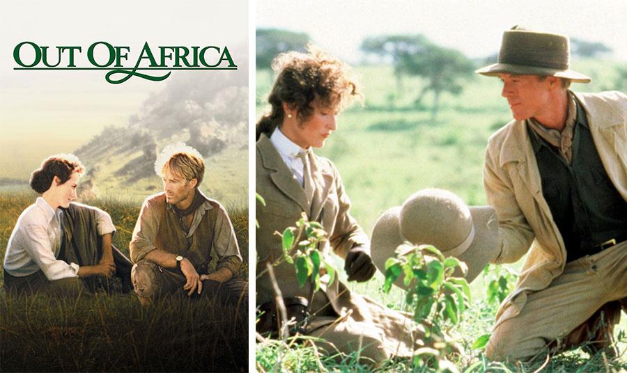 Πέρα από την Αφρική (1985)