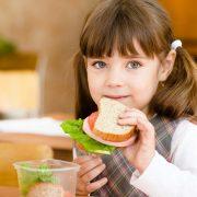 Η διατροφή στο σχολείο