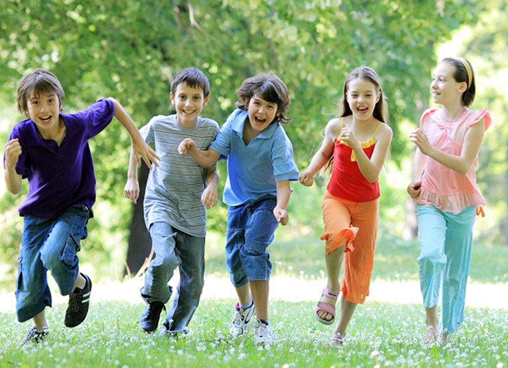 Τα παιδιά χρειάζονται κίνηση και όχι ανάπαυση!