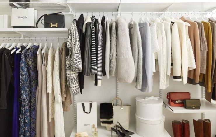 Μην κρατάτε ρούχα με πλαστικές θήκες από το καθαριστήριο και αφήστε χώρο να «αναπνέουν»