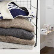 Μην κρεμάτε ποτέ τα πλεχτά ρούχα και τα πουλόβερ σας! // Πλένετε το πλυντήριο για να πλένει κι εκείνο με τη σειρά του? καλύτερα!
