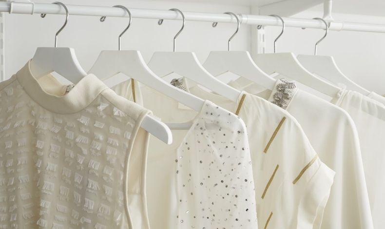 Διατηρήστε τη λευκότητα των λευκών σας ρούχων, πλένοντάς τα πάντοτε χωριστά