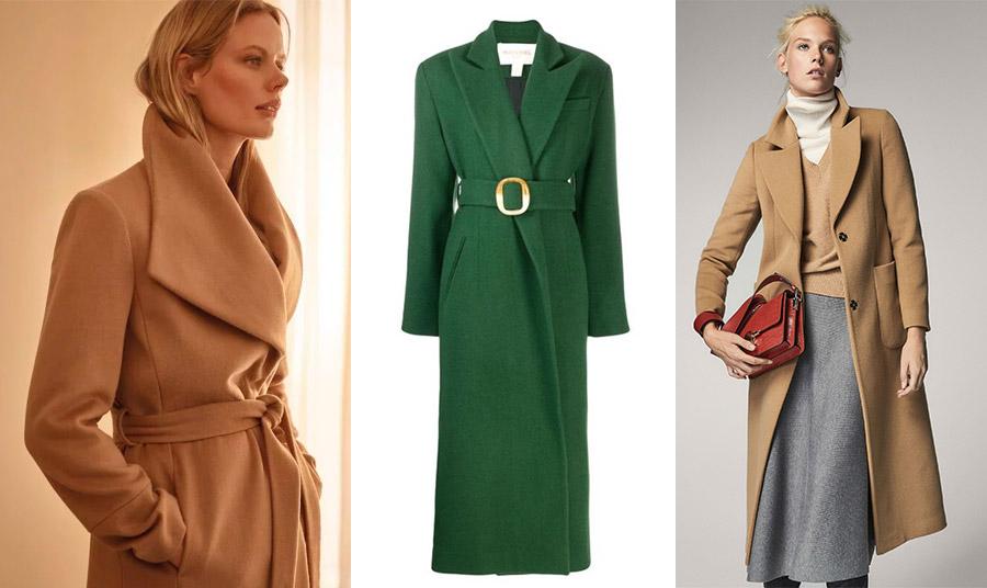 Κρεμάστε τα μάλλινα παλτό σας σε φαρδιές κρεμάστρες (πλαστικές ή ξύλινες), ώστε να μην κρεμάσουν οι ώμοι, και πάντα σε μέρη με καλό εξαερισμό