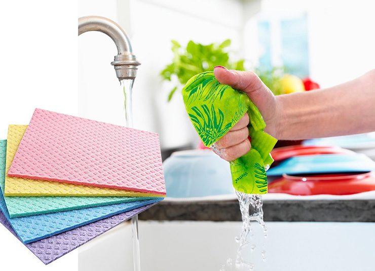 Πανάκια καθαρισμού: Καθαρισμός και απολύμανση