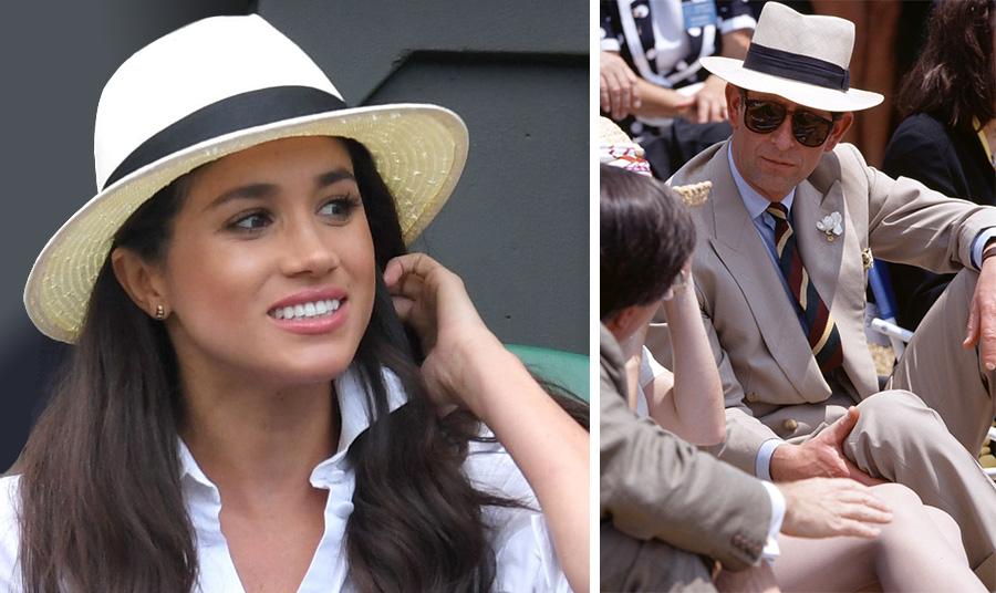 Η βασιλική οικογένεια της Αγγλίας με καπέλο Παναμά, η Μεργκ Μαρκλ αλλά και ο πρίγκιπας Κάρολος