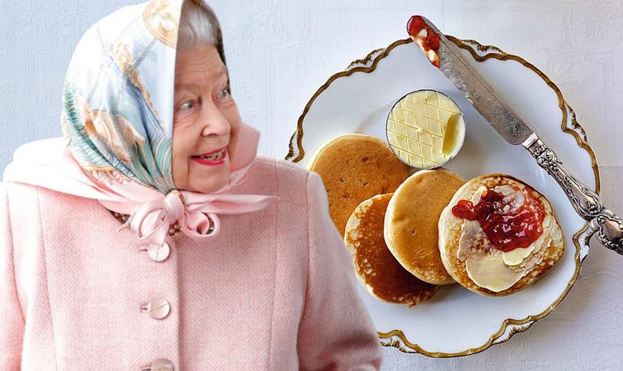 Η προσωπική συνταγή pancake της βασίλισσας Ελισάβετ