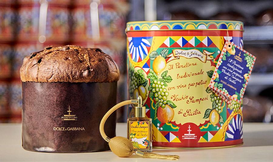 Panettone Dolce & Gabbana: Ο μαγικός συνδυασμός στιλ και γεύσης!