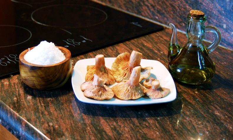 Τα μανιτάρια είναι θρεπτικά και μαγειρεύονται με χίλιους δυο τρόπους