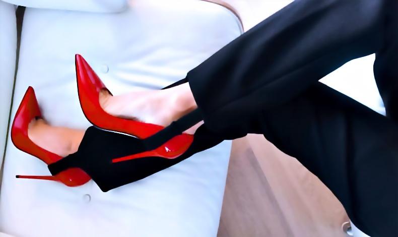 Παντελόνια stirrup: Τι είναι και πώς θα τα φορέσουμε