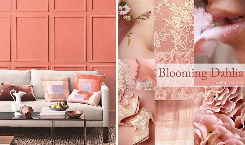 Η απόχρωση Blooming Dhalia 15-1520 είναι ένα χρώμα που θα δούμε πολύ τους επόμενους μήνες?