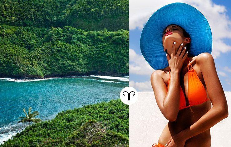 Σε ποια παραλία έπρεπε να είστε σύμφωνα με το ζώδιο σας;