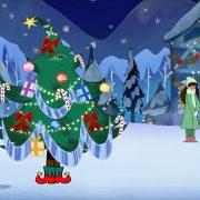Το Δέντρο Των Χριστουγέννων: Ένα παραμύθι με την Ελευθερία Αρβανιτάκη
