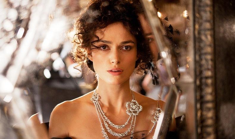 Η απαράμιλλη κομψότητα αντικατοπτρίζεται και στα κοσμήματα στην ταινία «Άννα Καρένινα»