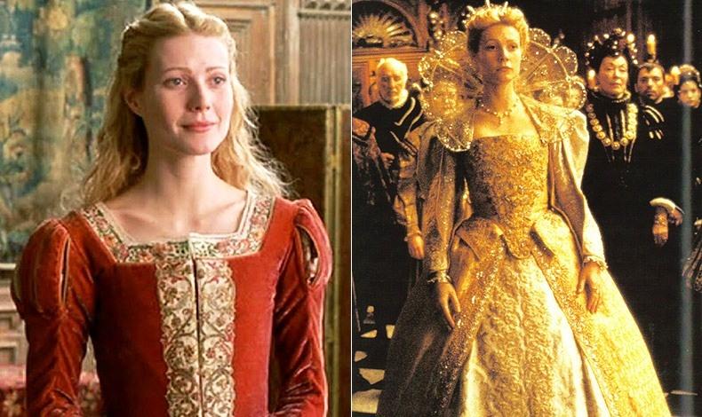 Τα φορέματα της ταινίας «Ερωτευμένος Σέξπιρ» ακολουθούν τις τάσεις τις εποχής κατορθώνοντας να είναι κομψά και όχι κραυγαλέα