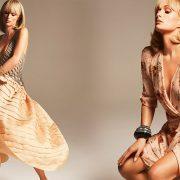 Η Paris Hilton όπως δεν την έχετε ξαναδεί στη νέα καμπάνια του οίκου Lanvin