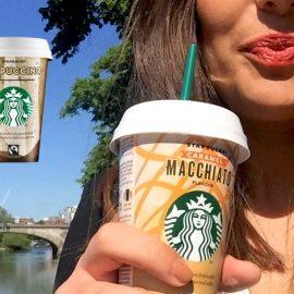 Λέτε να είστε η τυχερή που θα κερδίσει το ρομαντικό ταξίδι για δύο άτομα στο Παρίσι από τα Starbucks Chilled Classics;