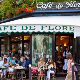 Το Cafe de Flore, είναι απλά θεσμός!