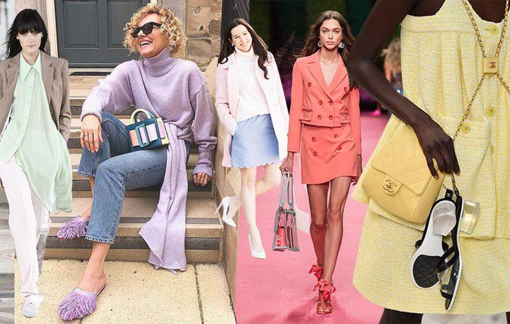 Παστέλ: Οι «ζαχαρωτές» αποχρώσεις της μόδας!