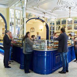 Το θρυλικό αρτοποιείο-καφέ παρασκευάζει τα ταρτάκια του από το 1837 με την ίδια μυστική συνταγή