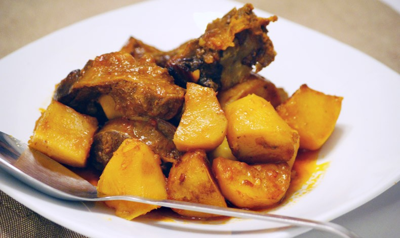Πατατάτο: Παραδοσιακή συνταγή από την Αμοργό