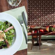 Ο νέος χώρος προτείνει ιδανικές επιλογές για ένα after office light dinner με ευφάνταστα και ποικίλα finger food που εμπλουτίζουν το μενού